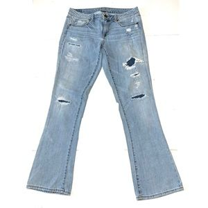 American Eagle Outfitters Skinny Kick Jeans SZ 8